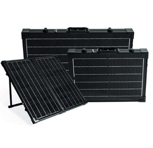 Solarkoffer / Solartaschen