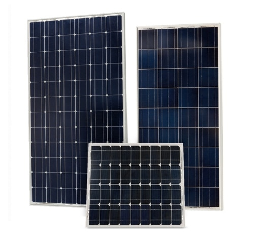 Solarmodule bis 190Wp