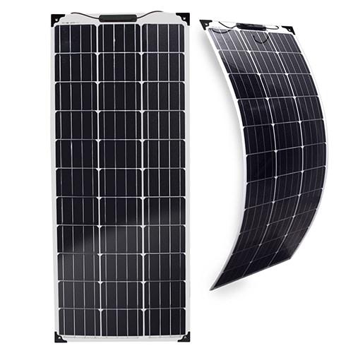 mobilPV 200Wp Flex Solaranlage für Wohnmobile / Wohnwagen ...  mobilPV 200Wp F...
