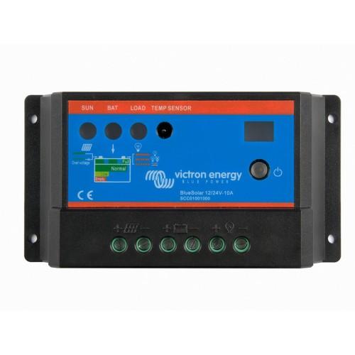 BlueSolar PWM-Light Solarladeregler 12/24V 10A