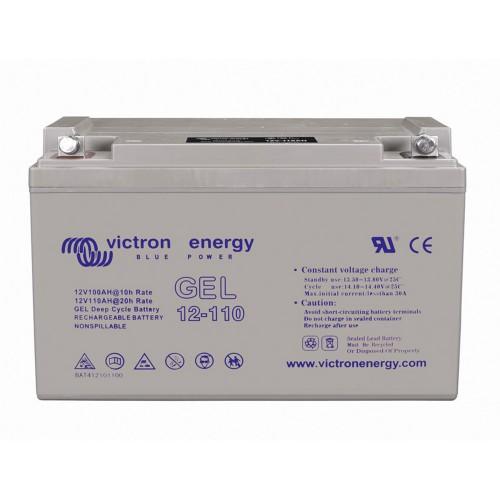 Victron Energy 12V 110Ah Deep Cycle Gel Batterie