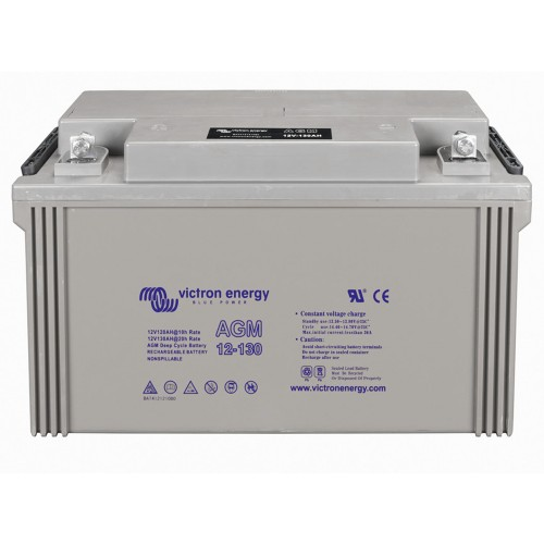 Victron Energy 12V 130Ah Deep Cycle AGM Batterie