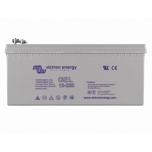 Victron Energy 12V 220Ah Deep Cycle Gel Batterie