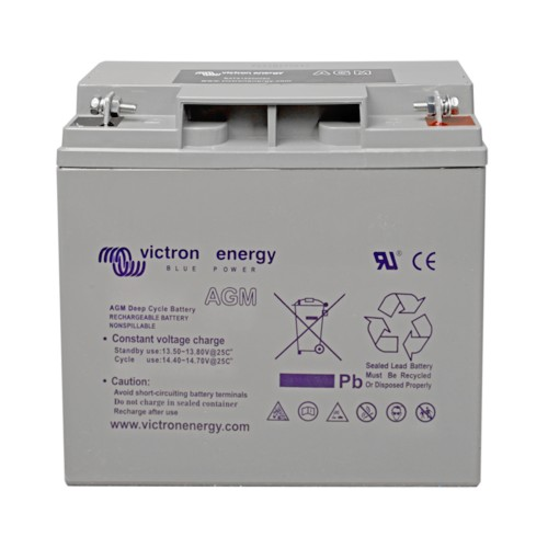 Victron Energy 12V 38Ah Deep Cycle AGM Batterie
