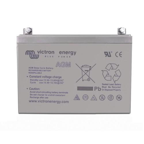 victron energy 12v 60ah deep cycle agm batterie. Black Bedroom Furniture Sets. Home Design Ideas