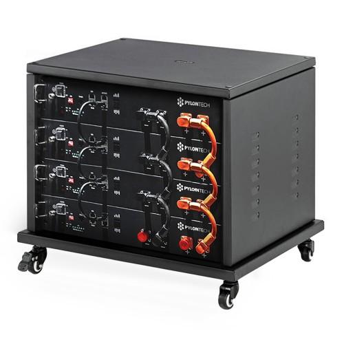 Pylontech LiFePO4 Speicherpaket 48V 9,6kWh - US2000
