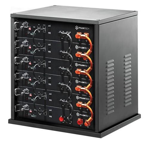 Pylontech LiFePO4 Speicherpaket 48V 14,4kWh - US2000