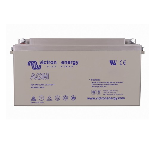 Victron Energy 12V 170Ah AGM Super Cycle Batterie