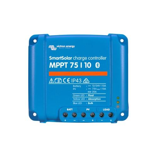 SmartSolar MPPT 75/10 Solarladeregler 12/24V 10A