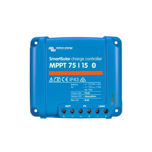 SmartSolar MPPT 75/15 Solarladeregler 12/24V 15A