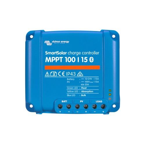 Victron SmartSolar MPPT 100/15 Solarladeregler 12/24V 15A