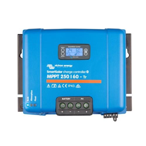 SmartSolar MPPT 250/60-Tr Solarladeregler 12/24/36/48V 60A