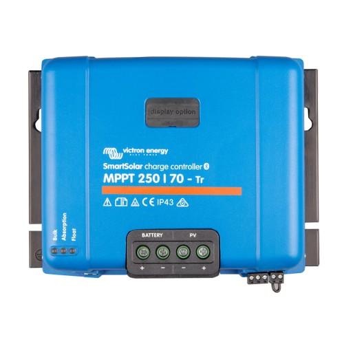 SmartSolar MPPT 250/70-Tr Solarladeregler 12/24/36/48V 70A