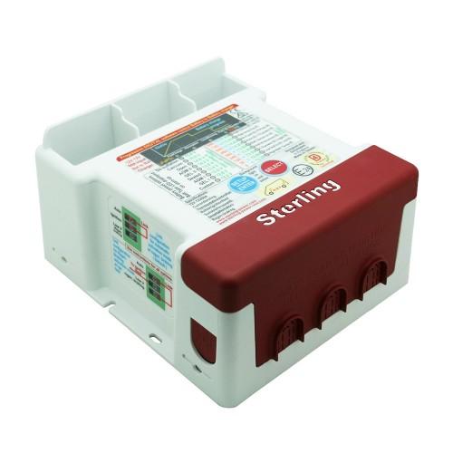 STERLING POWER B2B Ladegerät Pro Batt Ultra 12V-12V 30A