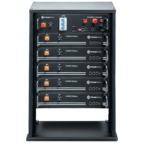 Pylontech Hochvolt LiFePO4 Powercube 12,0kWh 240V