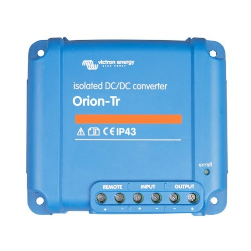 Orion-Tr 12/12-30A (360W) DC-DC-Wandler, galv. Isoliert