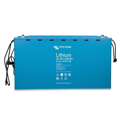 Victron Energy LiFePO4 Batterie 25,6V/200Ah Smart