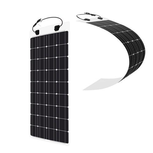 Renogy 100Wp Hoch-Flexibles Solarmodul Monokristallin