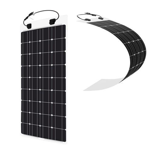 Renogy 160Wp Hoch-Flexibles Solarmodul Monokristallin
