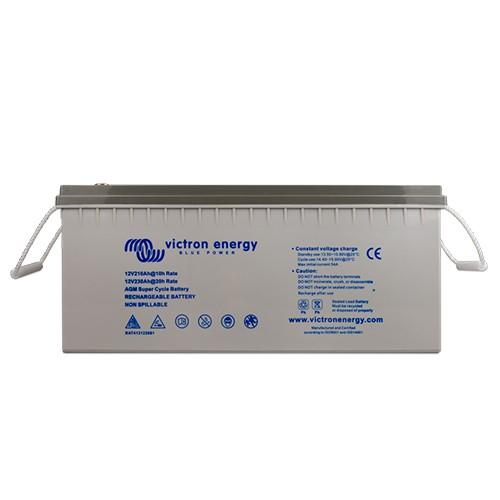 Victron Energy 12V 240Ah Deep Cycle AGM Batterie