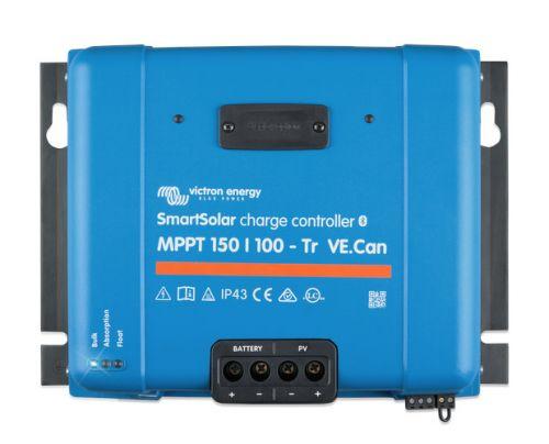 Victron SmartSolar MPPT 150/100 Tr VE.Can Solarladeregler 12/24/36/48V 100A