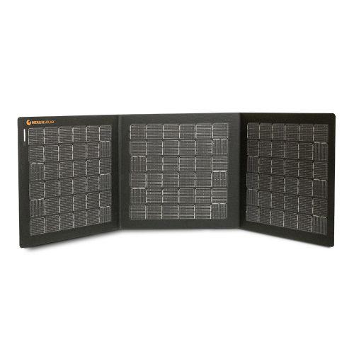 MERLIN SOLAR Portable 120Wp Solarmodul XP120