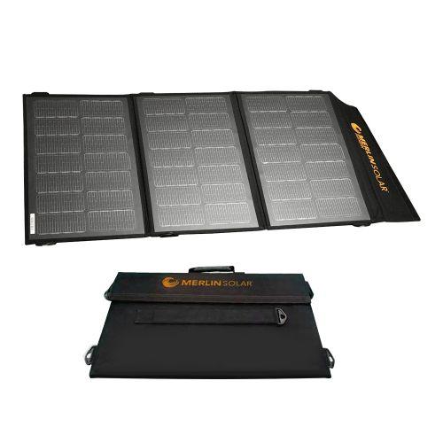 MERLIN SOLAR Portable 95Wp Solarmodul BXD95