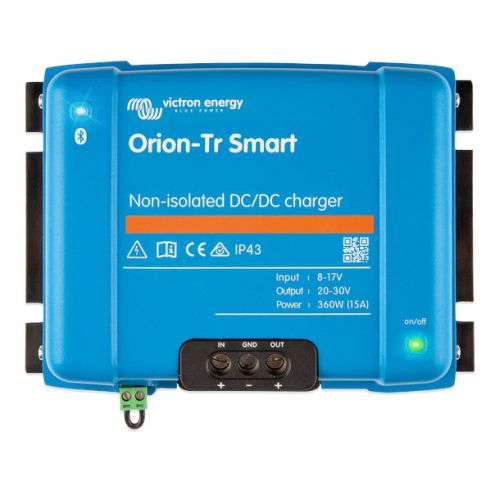 Orion-Tr Smart 24/12-30A (360W)  DC-DC Ladegerät / Ladebooster