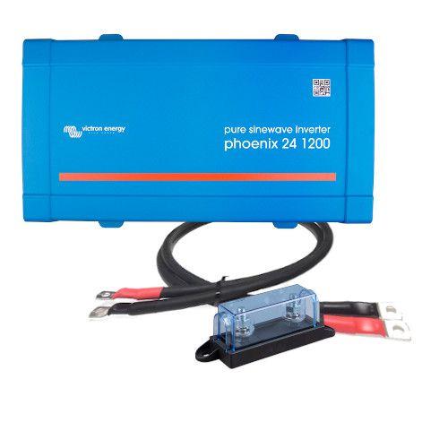 Victron Energy Phoenix 24/1200 inkl. Kabel und Sicherung