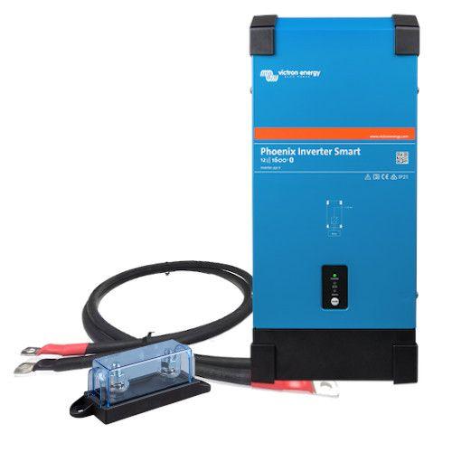 Victron Energy Phoenix smart 24/1600 inkl. Kabel und Sicherung