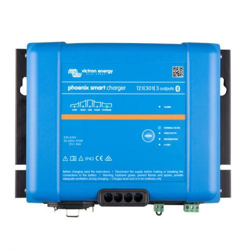 Phoenix Smart IP43 Ladegerät 12/50 (3)