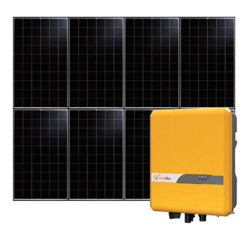 selfPV Komplettpaket SolarMax 2560Wp