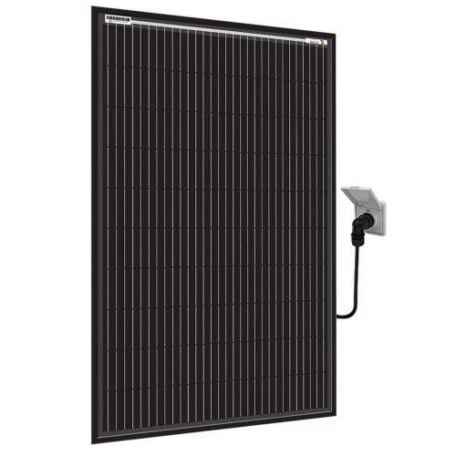 selfPV AC-Solarmodul 315Wp Full Black