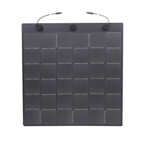 MERLIN SOLAR Flexibles Solarmodul 155Wp Black