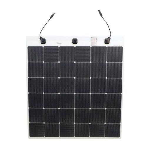MERLIN SOLAR Flexibles Solarmodul 160Wp White