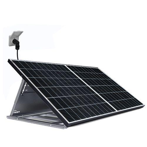 TSUN Easy Solar Kit AC-Solarmodul 340Wp inkl. Aufständerung