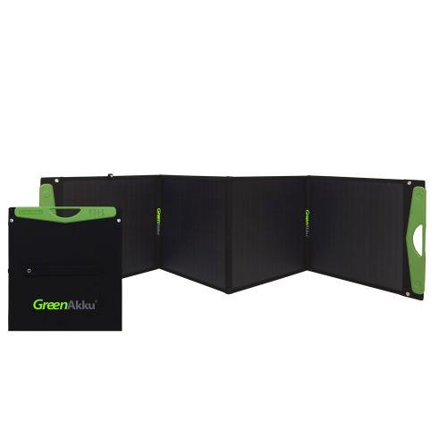 GreenAkku Solartasche 200Wp mono