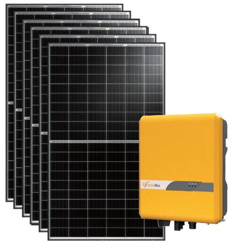 selfPV Komplettpaket SolarMax 2250Wp