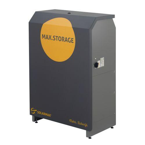 MAX.STORAGE 8kW Speichersystem 48V 4kWh