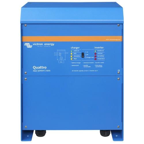 Quattro 24/5000/120-100/100 Wechselrichter/Ladegerät