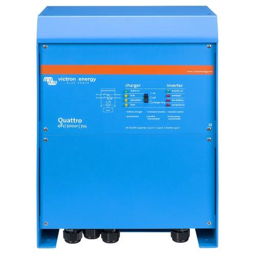 Quattro 48/5000/70-100/100 Wechselrichter/Ladegerät