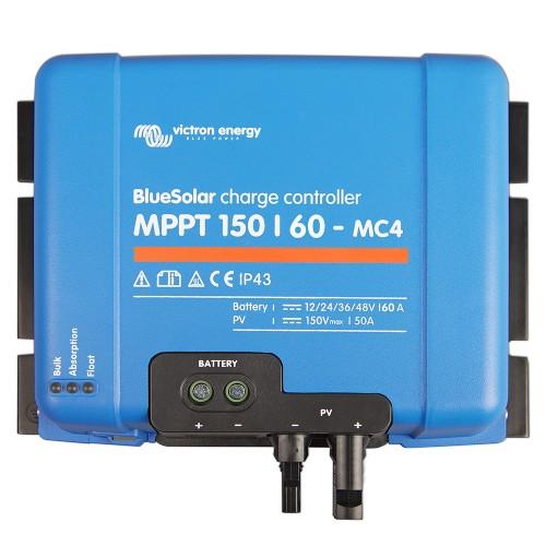 BlueSolar MPPT 150/60-MC4 Solarladeregler 12/24/36/48V 60A