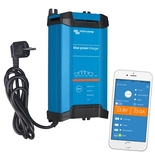 BlueSmart IP22 Ladegerät 12/30 - 3 Anschlüsse