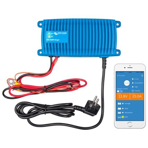 Victron Blue Smart IP67 Ladegerät 24/8 230V - 1 Anschluss