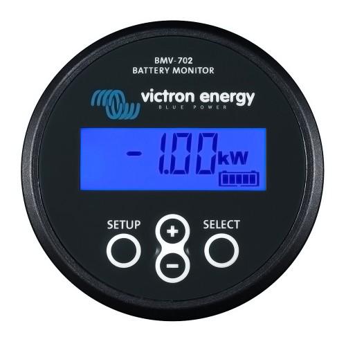 Batterie Monitor BMV-702 BLACK (Schwarz)