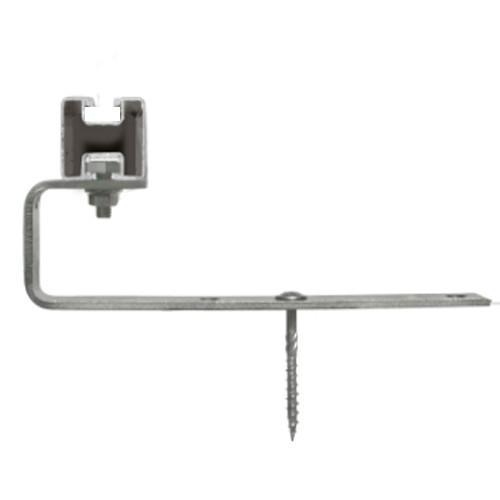 [4x250-380Wp] Montagepaket Schieferdach