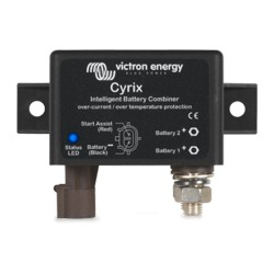 Cyrix CT 12/24V 120A Batteriekoppler Set