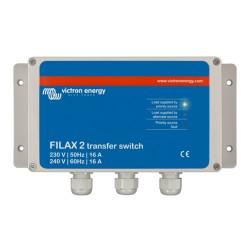 Filax 2 Transfer Schalter CE 230V/50Hz-240V/60Hz