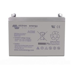 Victron Energy 12V 66Ah Deep Cycle AGM Batterie