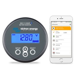 Victron Batterie Monitor BMV-712 Smart